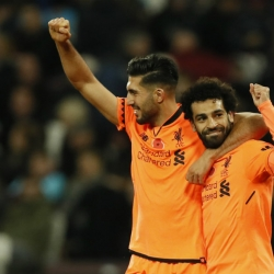 Liverpool wins at West Ham to close gap on EPL top five
