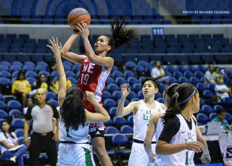 Lady Warriors take solo second as UST is upset by FEU