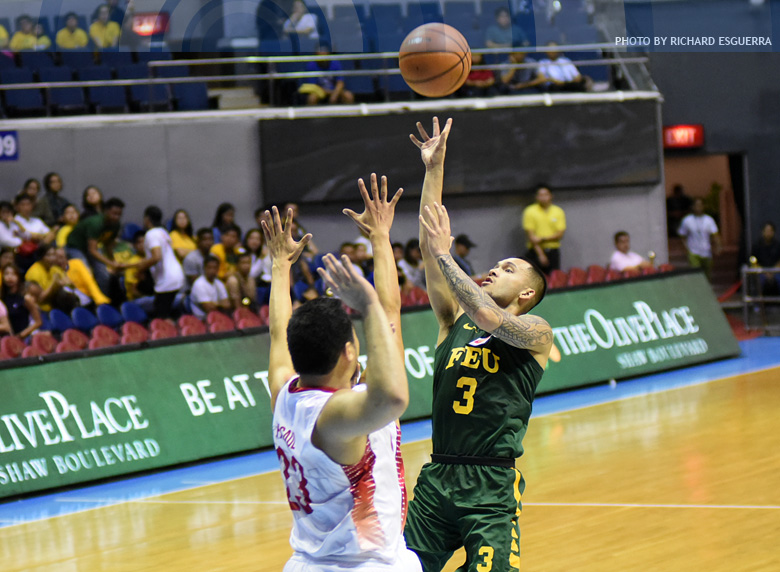 UAAP: Second half surge lifts FEU past UE, 79-63