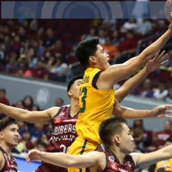 Tolentino's birthday made more special with FEU victory
