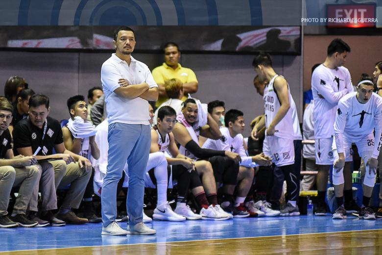 Coach Bo on UP vs Ateneo: 'Malay mo, malasin sila'