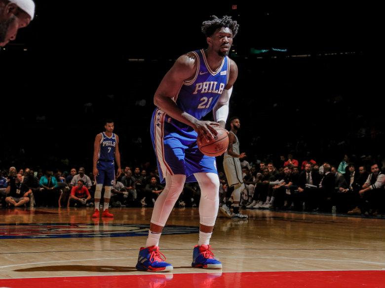 NBA viewing guide: November 7-13, 2017