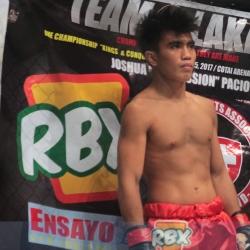 Team Lakay's Joshua Pacio journey to redemption