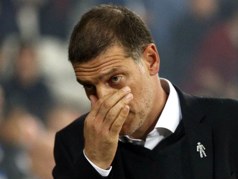 West Ham fires Slaven Bilic with team in relegation zone