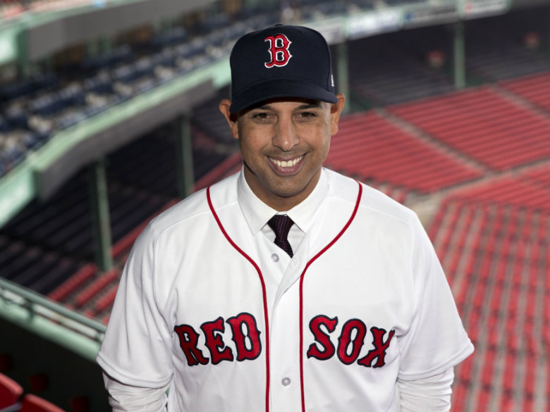 Cora says opportunity to manage Red Sox is a return home