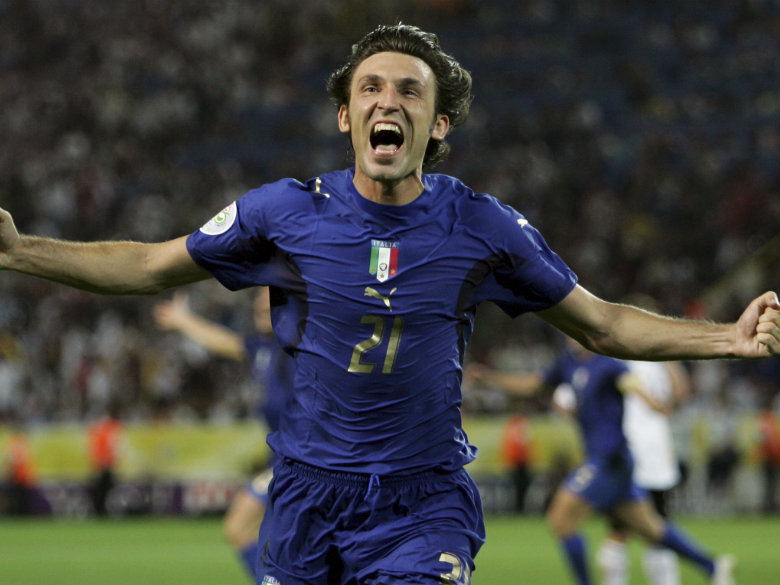'He spoke with his feet': Tributes pour in for retired Pirlo