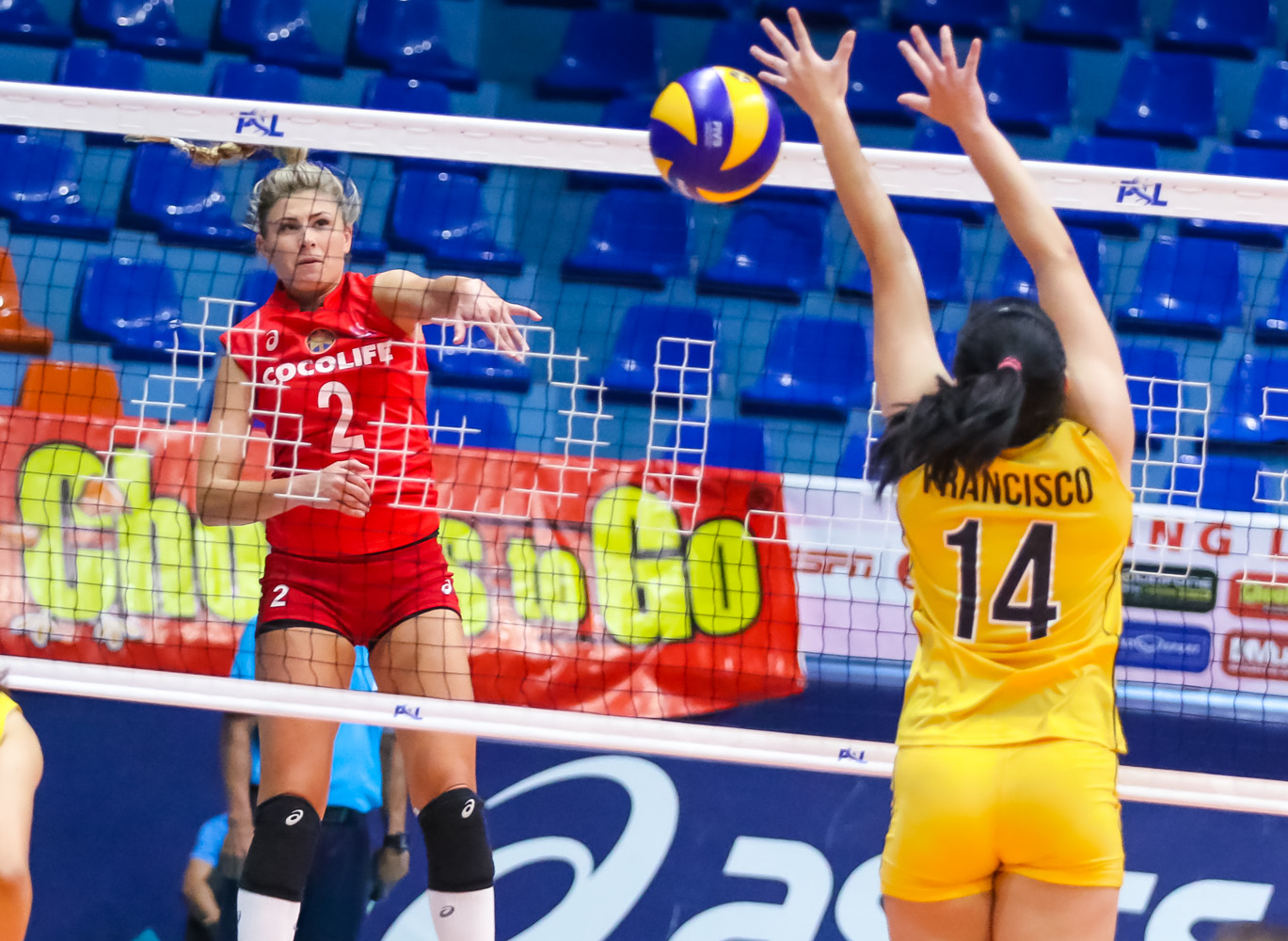 Cocolife scores back-to-back wins