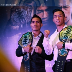 Folayang, Nguyen face off ahead of superfight in Manila