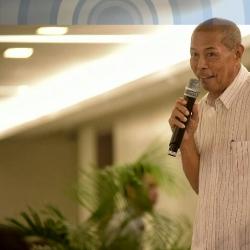 Legendary FEU coach Kid Santos passes away