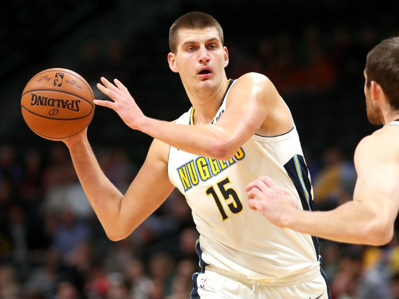 Jokic scores career-high 41 as Nuggets beat Nets 112-104
