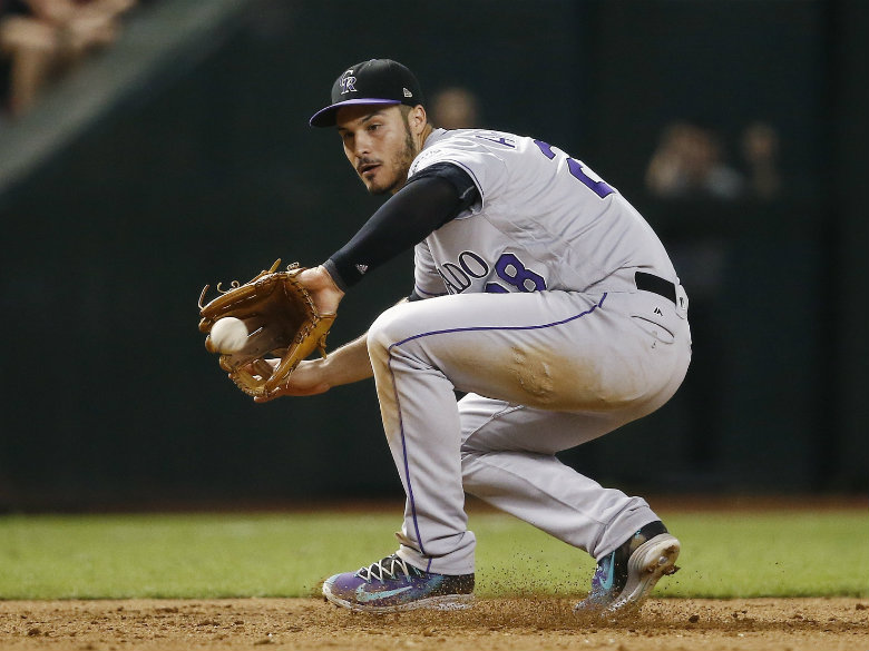 Golden boy: Rockies' Arenado wins 5th straight Gold Glove