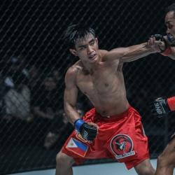 Joshua Pacio's comeback trail begins in Manila
