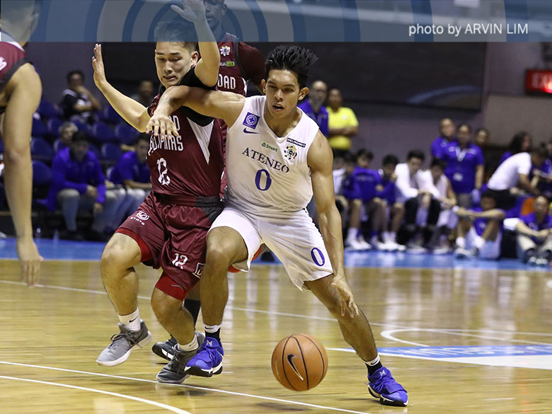Ateneo breaks the hearts of UP to rise to 13-0