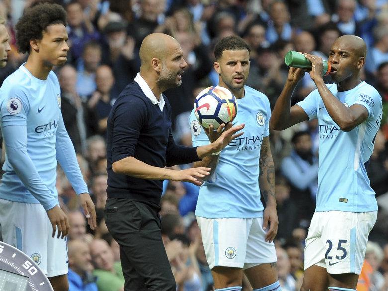 Man City announces record revenue despite trophy-less season
