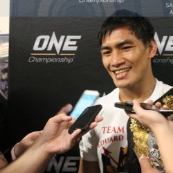 Folayang's ONE title reign has been about inspiring others