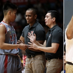 Coach Tab on Perez: 'Coach Topex is lucky he's got him'