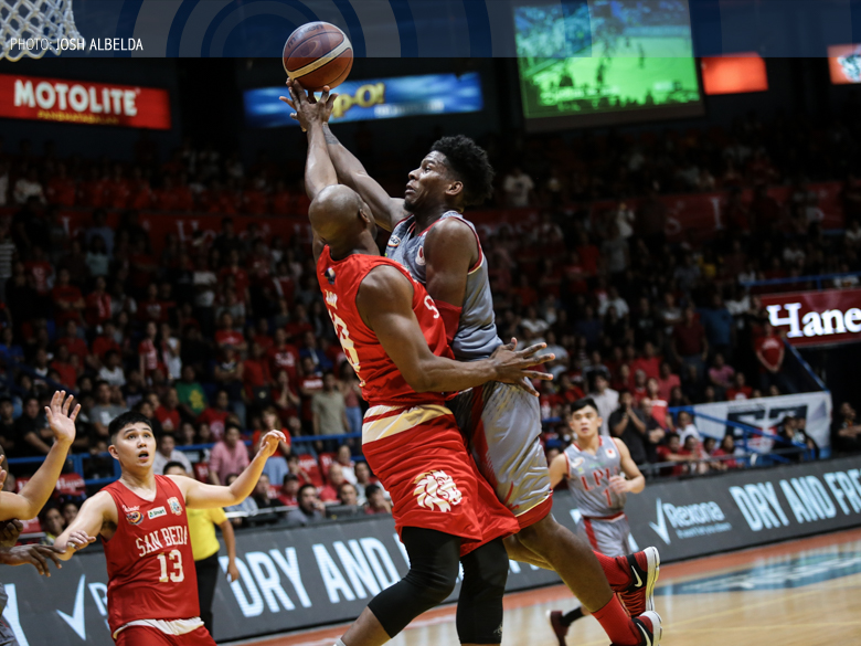 Perfect Pirates battle defending champ Lions in Game 1