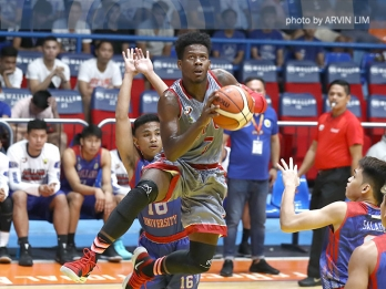 LPU's CJ Perez proves his worth as NCAA MVP