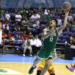 LSGH makes more magic happen, takes Game 1 from Mapua