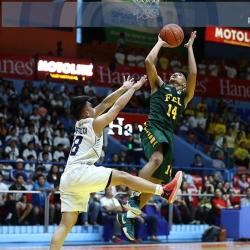 Baby Tams begin title bid in UAAP Season 80 jrs basketball