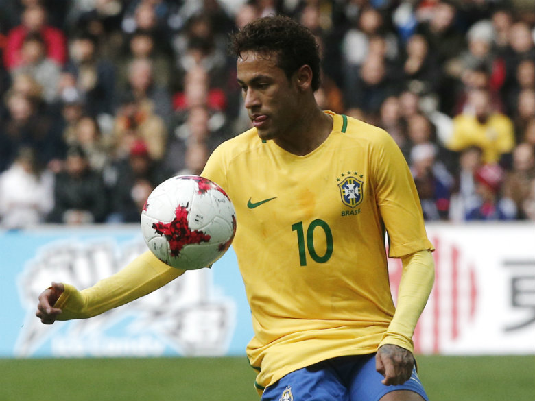Neymar in tears after coach Tite defends his reputation