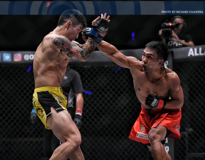 Team Lakay's Belingon believes it's time for a title shot