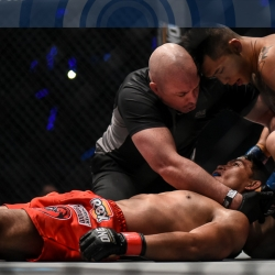 Nguyen's compassion for Folayang shines through after KO