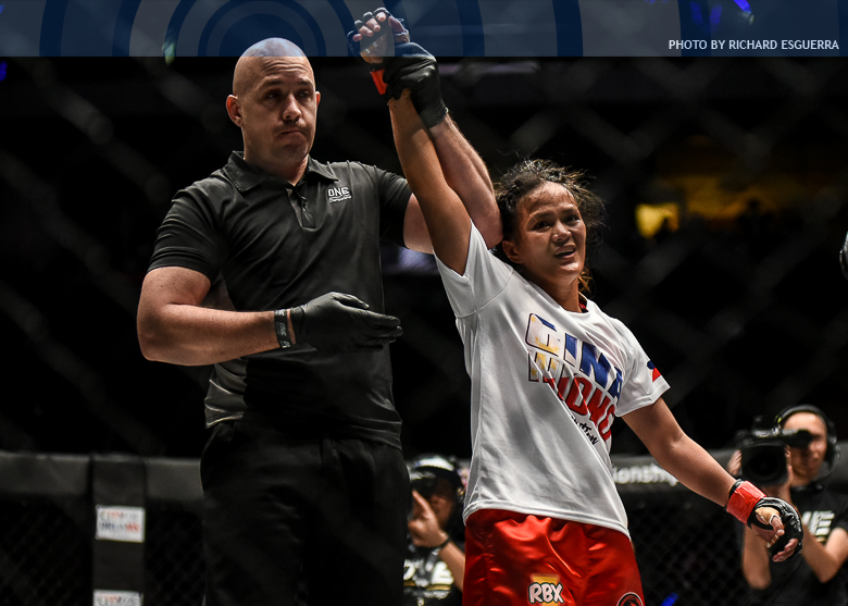 Gina Iniong offered to step in for Angela Lee in Singapore