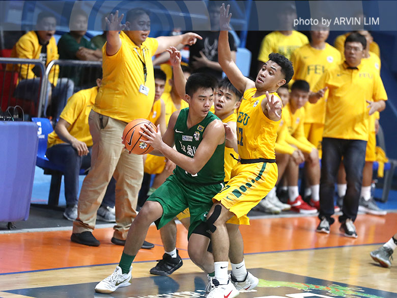 Baby Tams hold off La Salle to start title defense