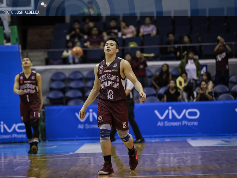 Coach Bo says season-ending win is 'defining moment for UP'