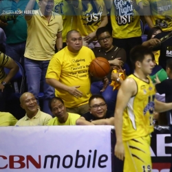 Jarencio ready to come back and coach UST again