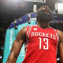 Harden lifts Rockets to 111-96 win over Grizzlies