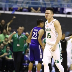 Ayo has full faith that Montalbo will do whatever it takes