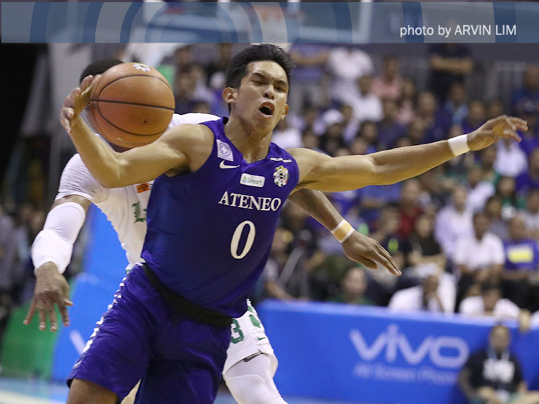 Things don't always go your way -- Ravena on loss