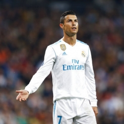Ronaldo says he's father of baby girl