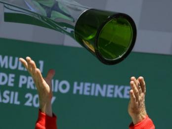 Vettel wins Brazilian GP; Hamilton 4th after starting last