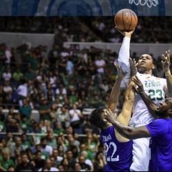 Nothing stopping DLSU's Mbala from being back-to-back MVP