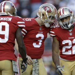 49ers earn first win of the season, top Giants