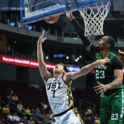 Player of the Week Mbala did it all for DLSU to beat Ateneo