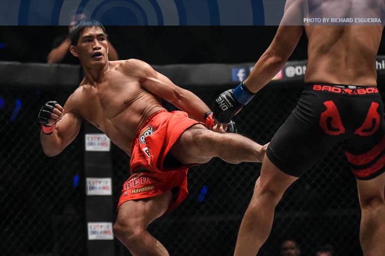 Eduard Folayang remains motivated following loss to Nguyen