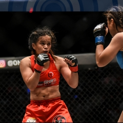Gina Iniong to face Mei Yamaguchi in Singapore