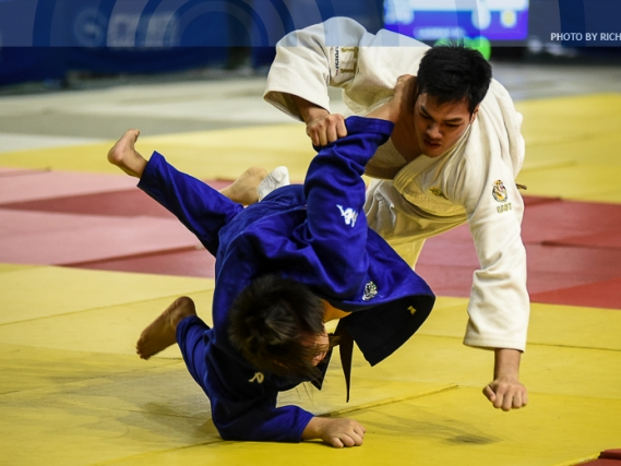 UST shares men's judo title with Ateneo, earns women's crown