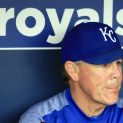 Royals' Yost: 'Glad to be alive' after injury on farm