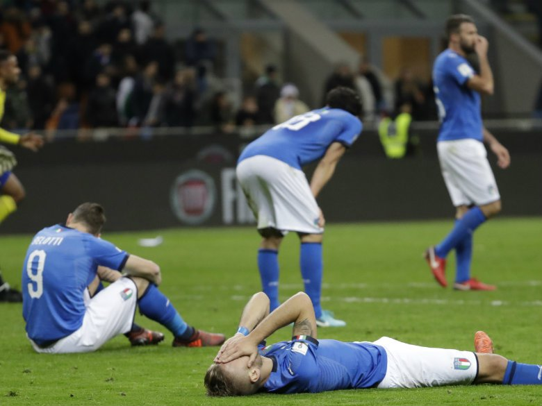 Italy defeat no surprise: Sweden is jinx opponent