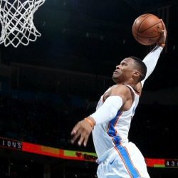 Westbrook, Thunder top Bulls 92-79 for 3rd straight win