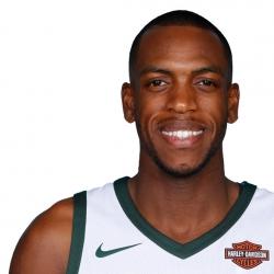 Middleton scores 27, Bucks block 16 shots, top Pistons 99-95