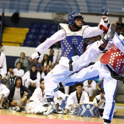 NU jins still unscathed in UAAP 80 Taekwondo