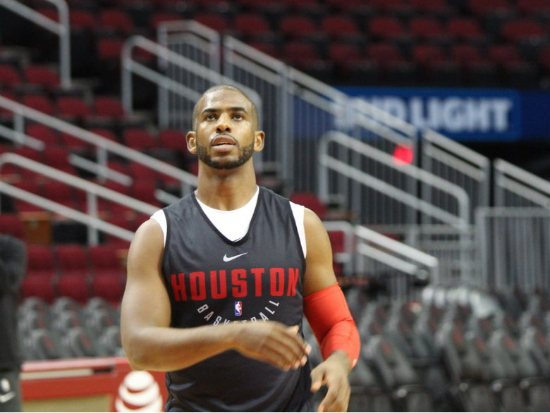 Rockets' Chris Paul expected to return Thursday v. Suns