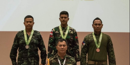 PH Army heads off to strong start at ASEAN Rifle Meet