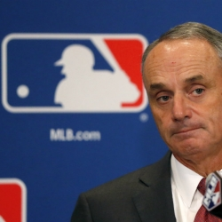 Manfred: MLB pace changes will happen with or without union